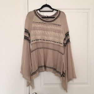 Free People Sweater, Size Small